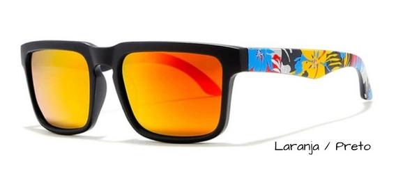 2x1 Óculos De Sol Kdeam Polarizado Esportivo Original + Brindes !!