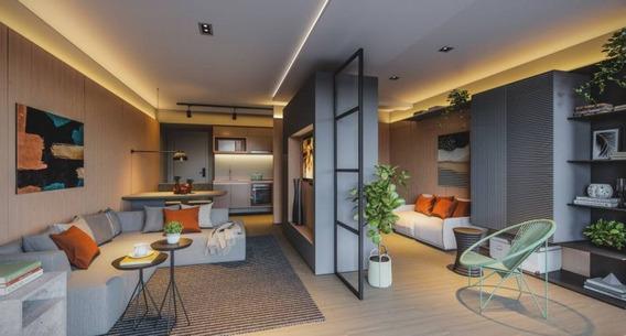Apto 95m² 2 Dorm-downtown Nova República-frente Pç República