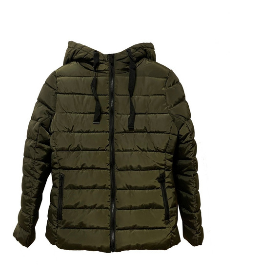 Campera Mujer Impermeable Ultraliviana Inflable Tipo Uniqlo