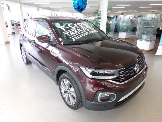 Volkswagen T-cross 1.4 250 Tsi Total Flex Highline Automáti