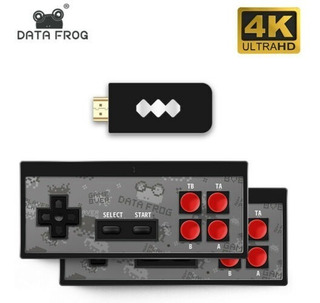 Hdmi 4k Consola De Videojuegos Mini Retro Infrarrojo