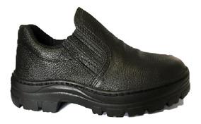 Sapato Unissex De Segurança Botina Trabalho