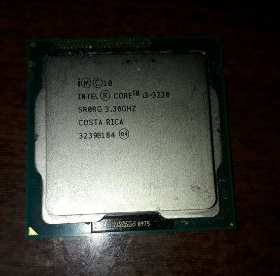 Intel Core I3 3220 + Amd Radeon R7 240 + Cooler