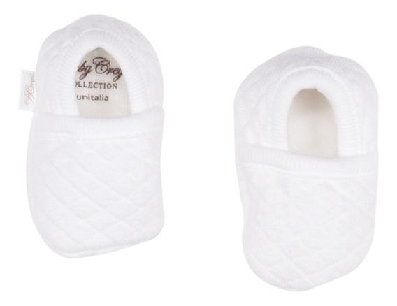 Zapatitos Baby Creysi Collection Blanco T00993