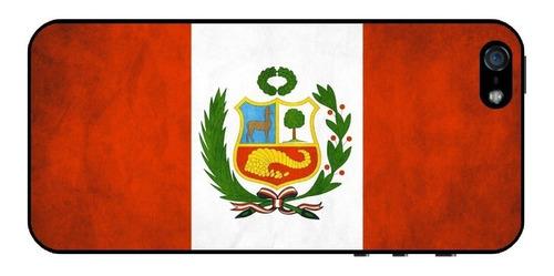 Case iPhone 6, iPhone 6 Plus Bandera Peruana