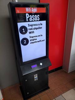 Expendedora Wifi+vending Publicidad Con Monedero
