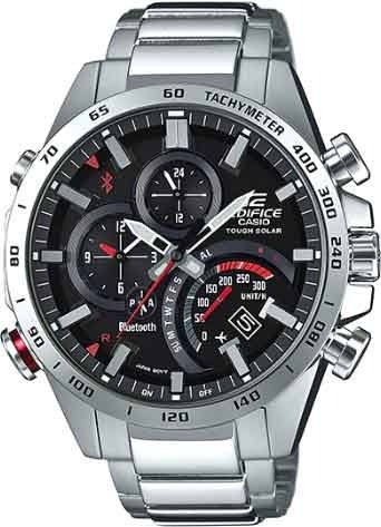 Relógio Casio Edifice Bluetooth Smart Eqb-501xd-1adr *tough