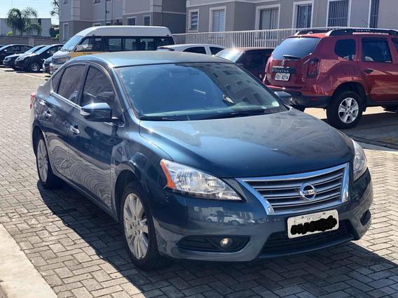 Nissan Sentra 2.0 Sl Flex Aut. 4p 2016