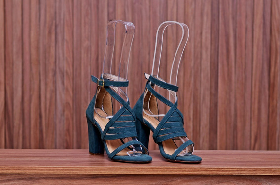 Sandália Triângulo - Sapatos Ferreira