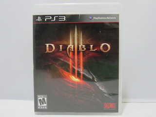 Diablo Ill - Ps3 ¡fisico-usado!