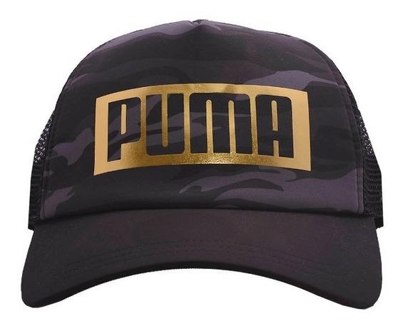 Gorra Puma Camo Foil Trucker -2171301- Trip Store