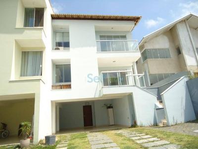 Casa Residencial Para Locação, Vila Progresso, Niterói. - Ca0003