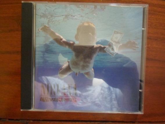 Cd Nirvana - Nevermind - Excelente Estado!