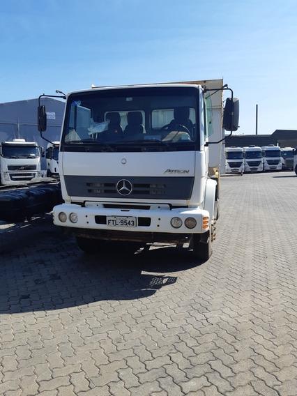 Mercedes-benz 2729 6x4 2013 Caçamba Selectrucks