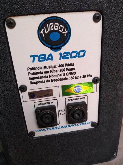 Caixa Passiva Turbox 1200