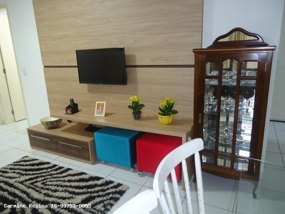 Apartamento Para Venda Em Presidente Prudente, Jardim Eldorado, 2 Dormitórios, 1 Suíte, 2 Banheiros, 1 Vaga - 058_1-848214
