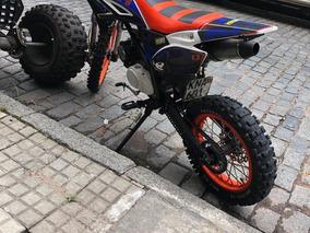 Dirty 125 Yzf Baccio X3m
