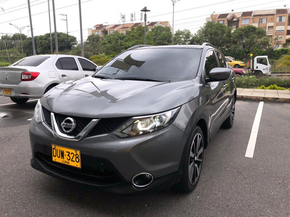 Nissan Qashqai Exclusive 4x4 At