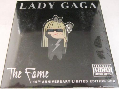 Lady Gaga - The Fame Usb Cerrado Importado Usa