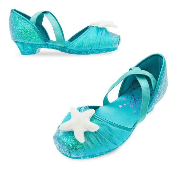 Sapato Princesa Ariel Original Disney Store