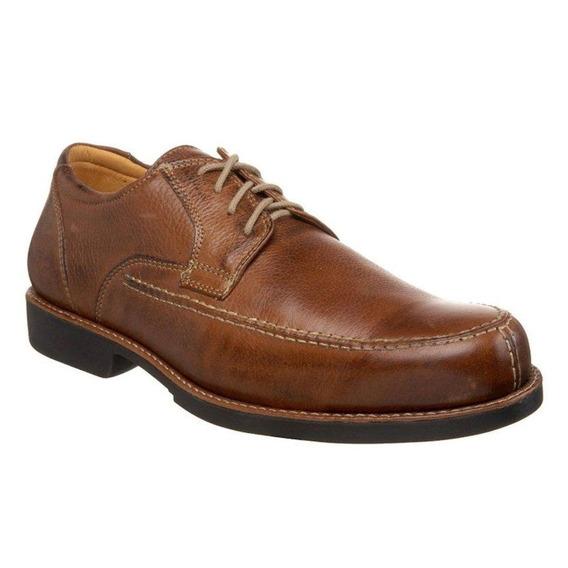 Sapato Social Masculino Derby Sandro Moscoloni Colby Marrom