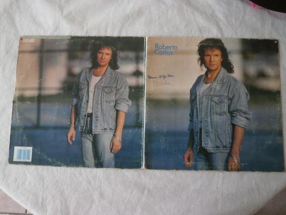 Lp Roberto Carlos Nossa Senhora 1993 Disco De Vinil