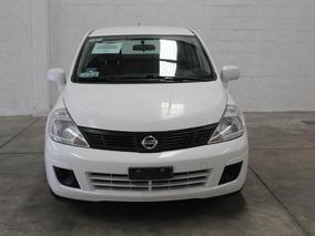 Nissan Tiida Tiida Sedan Custom T/a Ac 1.8 Lts
