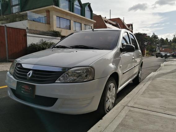 Renault Logan Expresión 1.6 A. A