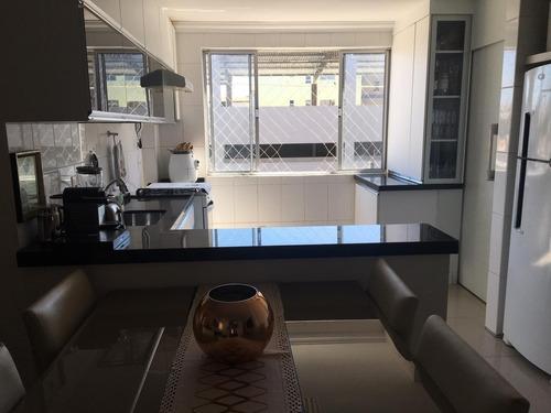 Apartamento Com 3 Quartos Para Comprar No Nova Granada Em Belo Horizonte/mg - Vis4457