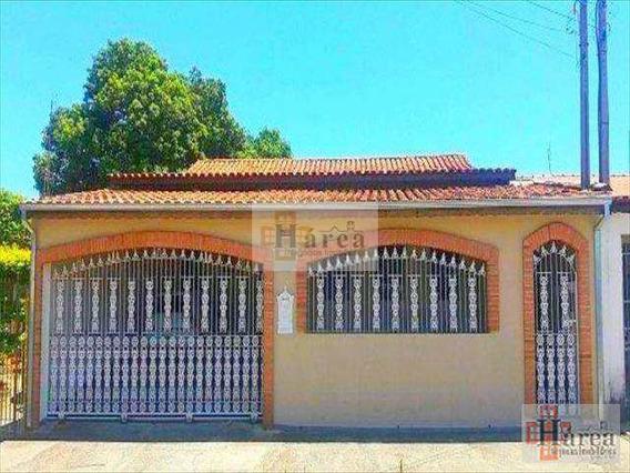 Casa Térrea : Jd Luciana Maria - Sorocaba - V12293