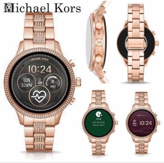 Relógio Michael Kors Runway Lançamento No Usa