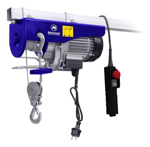 Imagen 1 de 10 de Malacate Aparejo Electrico Motomel 500 Kgs Mae200