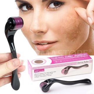 Derma Roller Drs® 540 Profesional C/ Envío - Medida A Elección: 0.5 Facial / 1.0 Intermedio / 1.5 Corporal