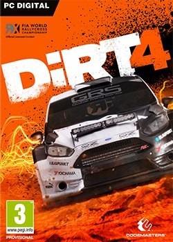 Dirt 4 Pc Hd Original Envio Imediato!