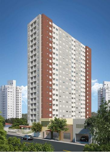 Apartamento Residencial Para Venda, Quarta Parada, São Paulo - Ap8375. - Ap8375-inc