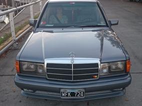 Mercedes Benz 190e-6c.