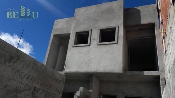 Casa Com 2 Dormitórios À Venda, 71 M² Por R$ 230.000 - Jardim Santo Antonio - Franco Da Rocha/sp - Ca0412