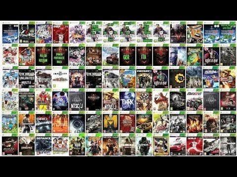 Jogo Xbox 360 Mídia Digital30 Jogos Mídia Digital