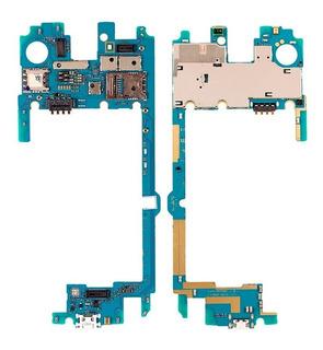 Placa Mãe Lg K10 K430ar Com Tv Octa Core 4g Lte Dual Sim