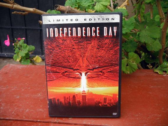 Día De La Independencia - Edicion Limitada - Dvd (01)