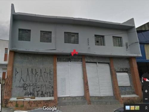 Galpão Para Locação No Bairro Chácara Califórnia Em São Paulo Â¿ Cod: Tp12458 - Tp12458