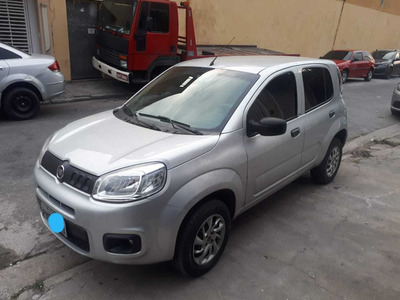 Fiat Uno 2016 1.0 Attractive Flex 5p