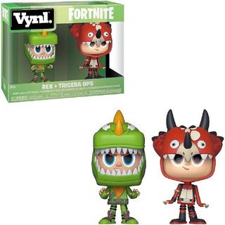 Funko Vynl - Rex + Tricera Ops - Fortnite - 100% Original!!!