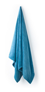 Toalla Microfibra Pullman Lisa Esquimal Azul
