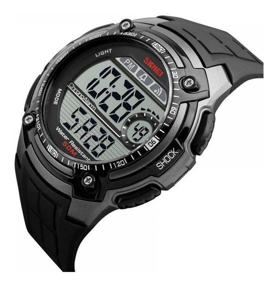 Relógio Esportivo Original Na Caixa Com Garantia