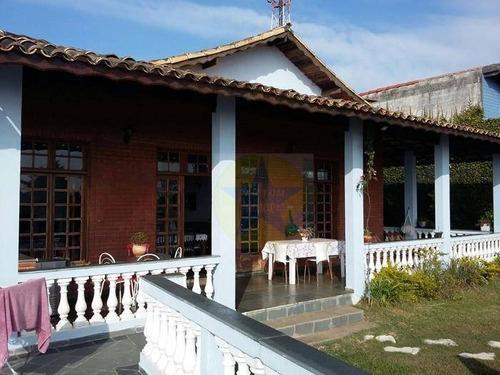 Chácara Residencial À Venda, Centro, Mairiporã - Ch0744. - Ch0744