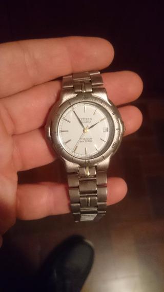 Relógio Citizen Masculino Pulseira Aço