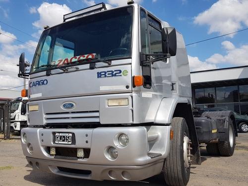 Ford 1832 Cab Dor Tractor Excelente Financio Entrega + Ctas