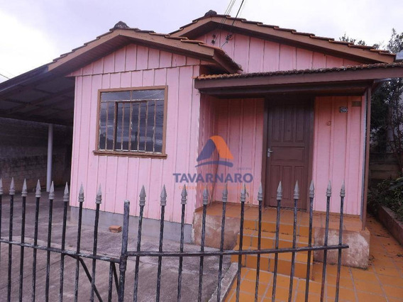 Casa Mista Com 3 Dormitórios Para Alugar, 60 M² Por R$ 430/mês - Oficinas - Ponta Grossa/pr - Ca0730