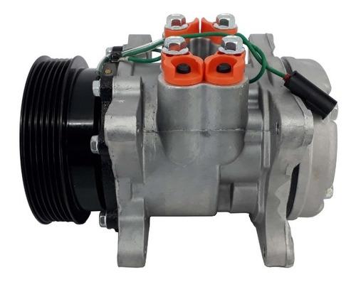 Imagem 1 de 4 de Compressor Gol Parati Santana Ap 1.6 1.8 E 2.0 6pk